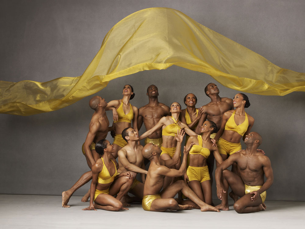 Alvin Ailey Dance Company Building